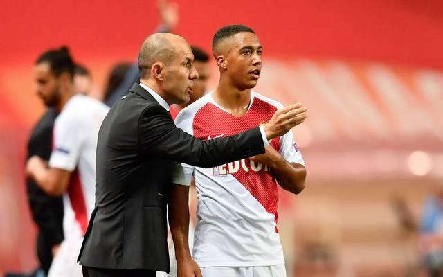 Leonardo Jardim (l.) ist wieder Trainer des AS Monaco
