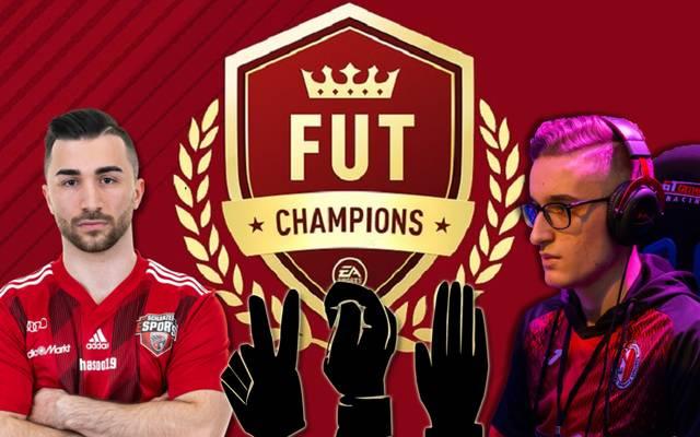 Nach Verbindungsabbrüchen mussten zwei FIFA-Spieler ihr Duell in Schere, Stein, Papier austragen.