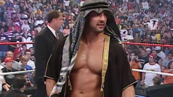 Muhammad Hassan war bei WWE auf dem Weg zum Champion