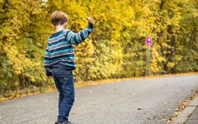 Skateboardfahren hält fit und macht Spaß - Eltern sollten ihre Kinder motivieren, sich möglichst viel zu bewegen