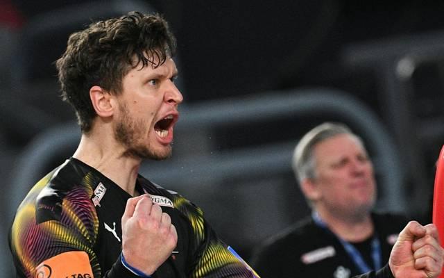 Mit Dänemark wurde Niklas Landin Weltmeister