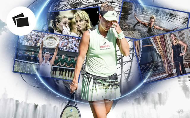 Angelique Kerber ist auch bei den US Open in der 1. Runde ausgeschieden