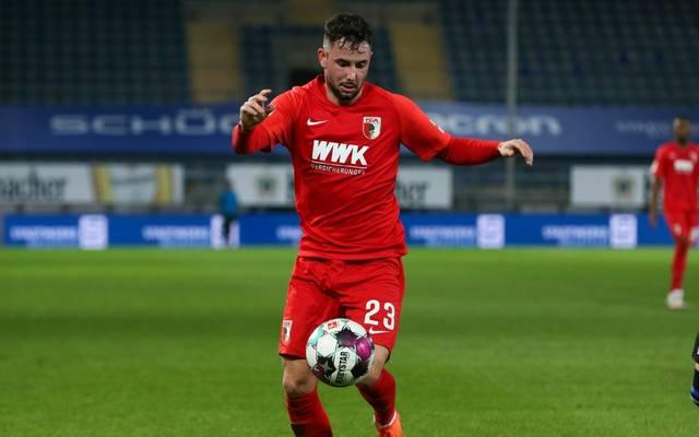 Darf den FC Augsburg nicht verlassen: Marco Richter