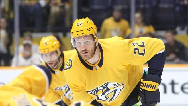 Korbinian Holzer wechselt aus der NHL nach Russland