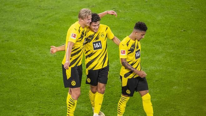 Mit Haaland, Reyna und Sancho mischen drei BVB-Youngster die Bundesliga auf