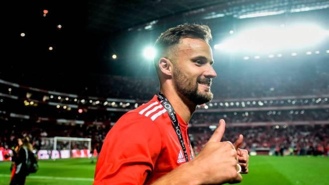 Haris Seferovic wurde in der Schweiz als Fußballer des Jahres ausgezeichnet