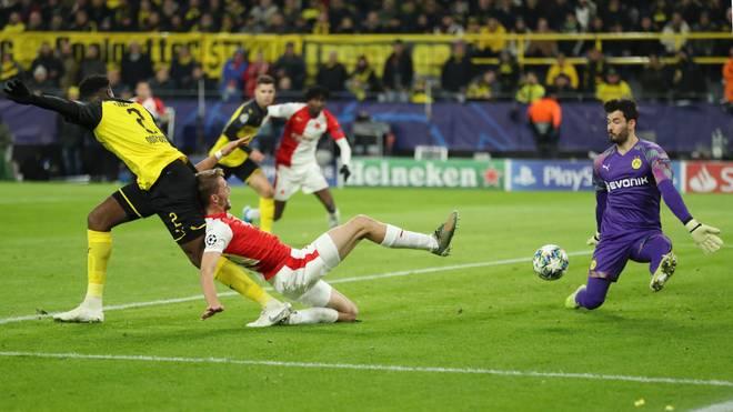 Roman Bürki hielt den BVB-Sieg fest