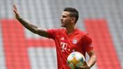 Lucas Hernández wurde am Montag bei Bayern vorgestellt