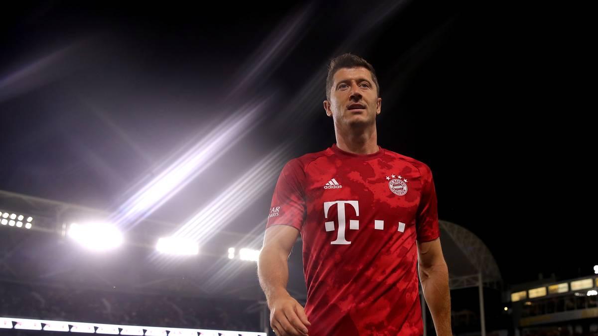 Arsenal v FC Bayern - 2019 International Champions Cup
