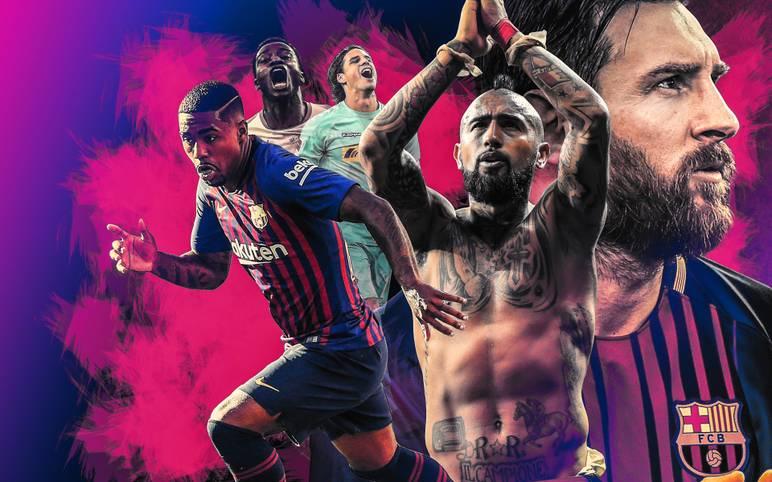Der FC Barcelona ist in Sachen Transfers aktiv wie kaum ein anderes Team. Die neue Klubstrategie: Kaufen, was der Markt hergibt. Eigene Talente haben es schwer
