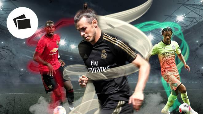 Paul Pogba, Gareth Bale, Leroy Sané - der Sommer der Top-Transfers ist noch nicht zu Ende