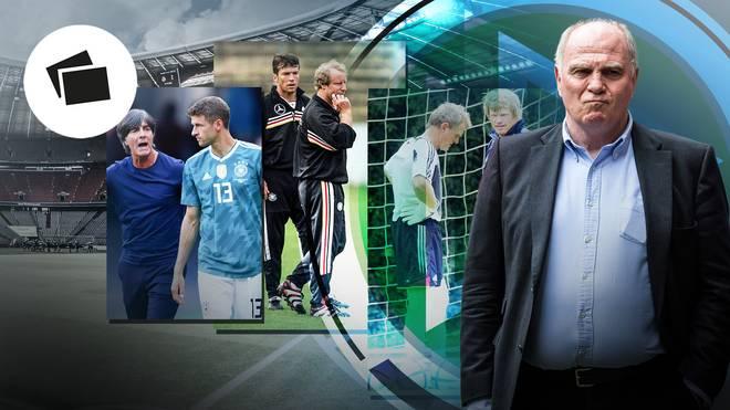 Der FC Bayern und der DFB lagen schon des Öfteren im Clinch