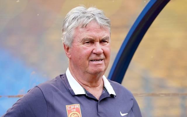 Guus Hiddink und der chinesische Fußballverband gehen getrennte Wege