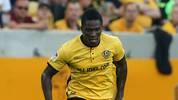 Moussa Kone erzielte Dynamo Dresdens ersten Treffer