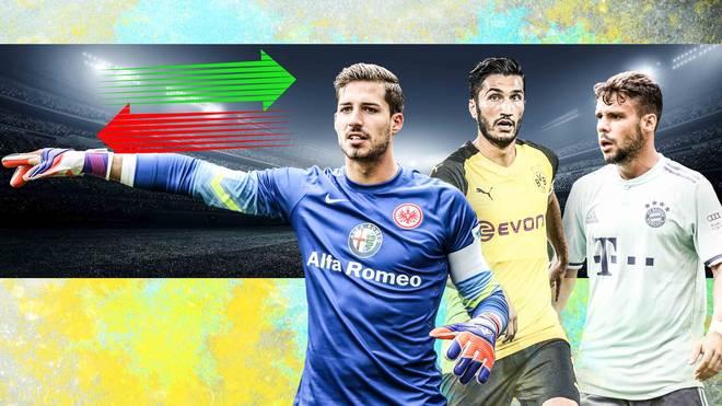 Transfermarkt: Sahin zu Werder, Trapp zu Frankfurt, Bernat zu PSG