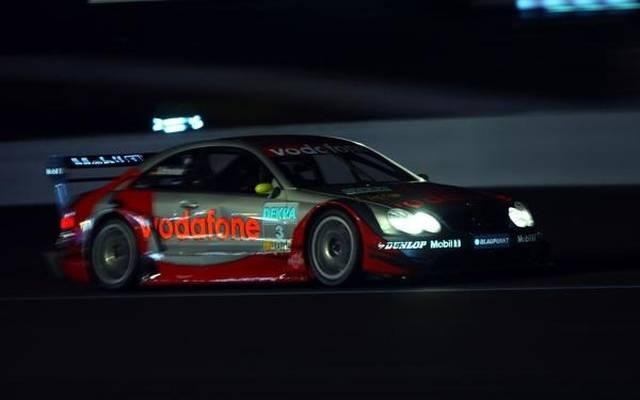 Unter Flutlicht: 2003 fand am Nürburgring die Super-Pole in der Nacht statt