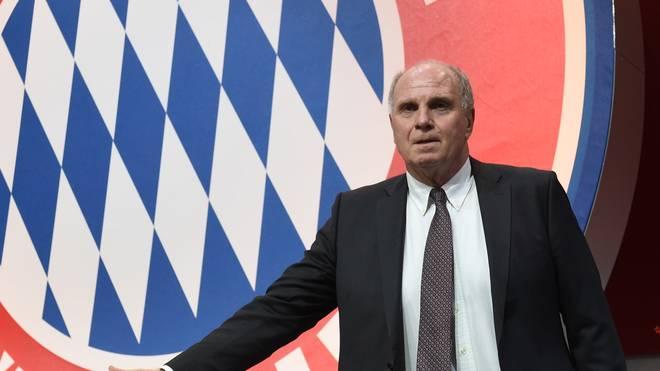 Uli Hoeneß soll seinen Rückzug als Präsident des FC Bayern planen