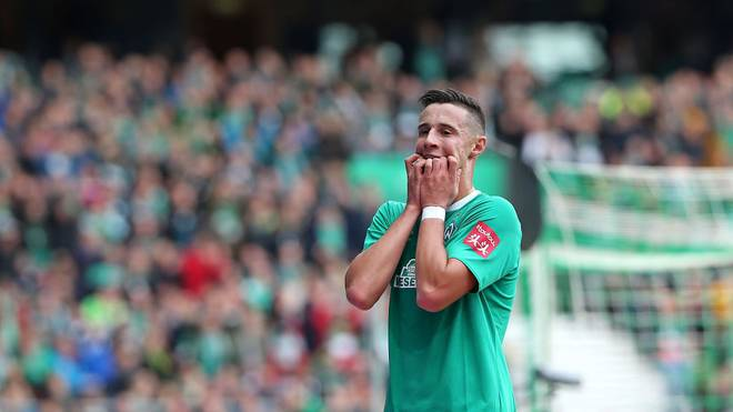 Werder Bremen konnte keines der vergangenen vier Spiele für sich entscheiden