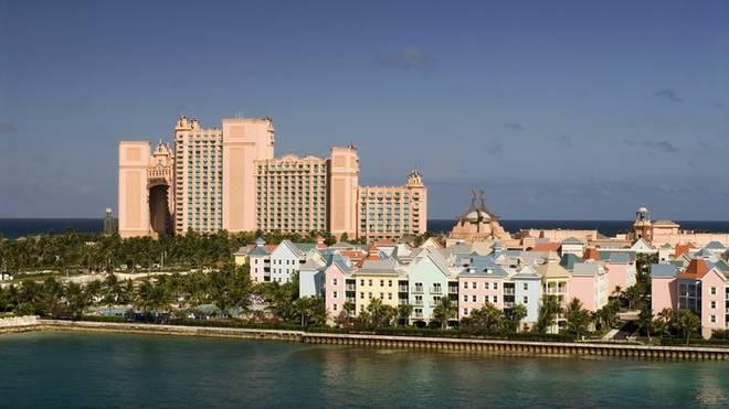 Das PCA findet im Atlantis Paradise Island Resort auf den Bahamas statt
