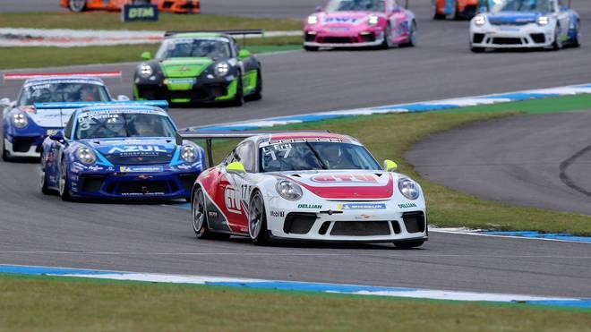 SPORT1 überträgt auch den achten Lauf des Porsche Carrera Cup live im TV