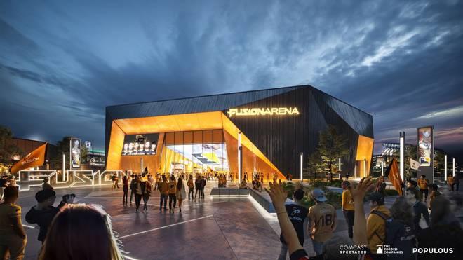 Philadelphia Fusion erhält erste eSports-Arena in den USA