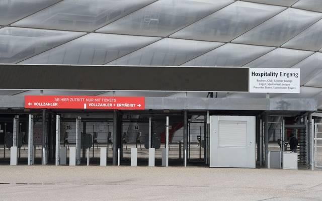 Die DFL will die einzelnen Bundesliga-Stadien in drei Zonen einteilen