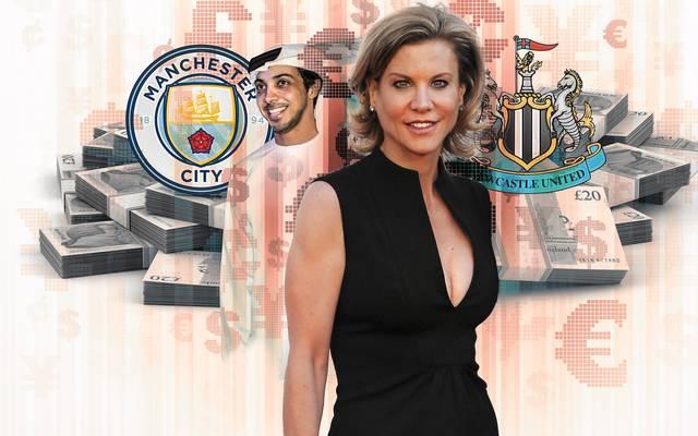 Amanda Staveley vermittelte den Mega-Deal um Manchester City
