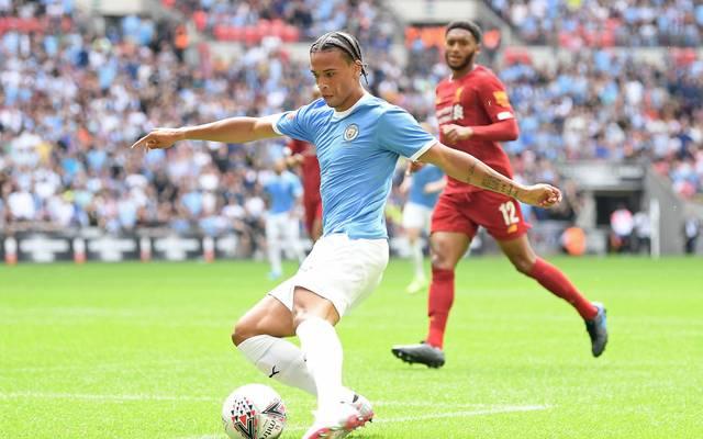 Leroy Sané steht vor einer Rückkehr ins Mannschaftstraining