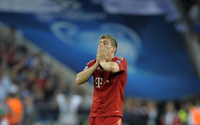 "Toni Kroos verlor das ""Finale dahoam"" mit dem FC Bayern"