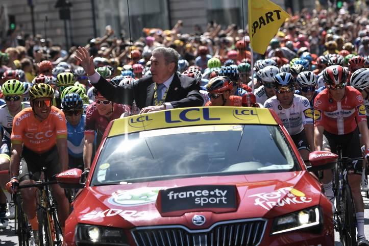 Zum 106. Mal haben sich die besten Radfahrer der Welt bei der Tour de France gemessen. Die Tour 2019 hat in Brüssel begonnen und endete wie immer in Paris. SPORT1 zeigt die besten Bilder der Frankreich-Rundfahrt