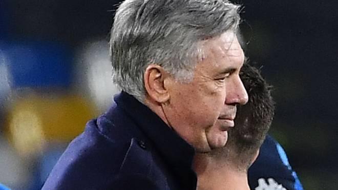 Napoli entlässt Trainer Ancelotti