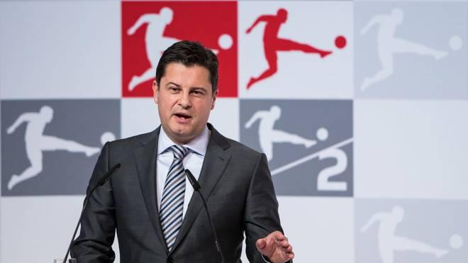 DFL-Geschäftsführer Christian Seifert hält die Grenzen auf dem Transfermarkt für erreicht