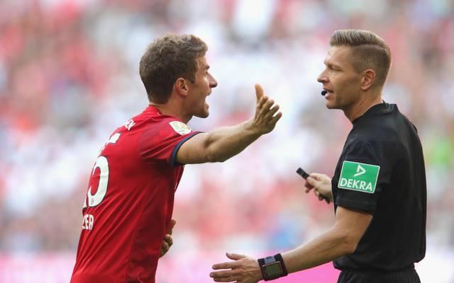 Tobias Welz wird das Pokalfinale leiten