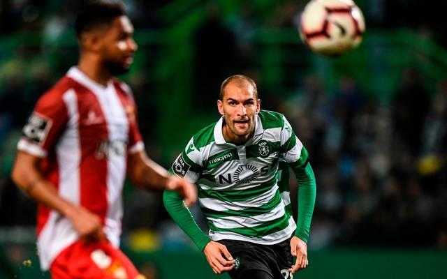 Bas Dost steht unmittelbar vor einem Wechsel zu Eintracht Frankfurt