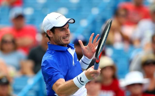ATP: Andy Murray scheitert in Cincinnati im Doppel mit Lopez an Bruder Jamie