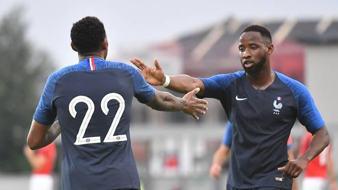 Die französische U21 (r.: Moussa Dembéle) trifft zum EM-Auftakt auf einen starken Gegner