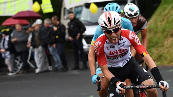 Der Tod von Bjorg Lambrecht erschüttert die Radsport-Welt