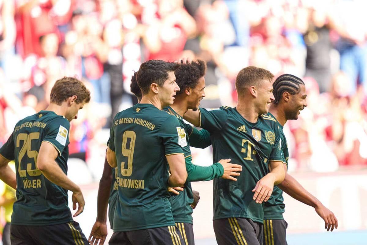 Der FC Bayern München will in Fürth den Platz an der Tabellenspitze festigen. Die Ausgangslage vor dem ungleichen Duell ist eindeutig. Nagelsmann stellt seine Abwehr um.