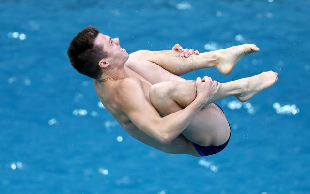 Diving - Olympics: Day 10