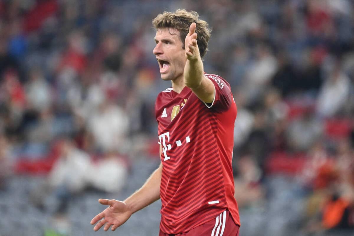 """Thomas Müller denkt über die Zukunft nach. Der Bayern-Star hat """"keinen konkreten Plan"""", glaubt aber, dass """"alles möglich"""" sei."""