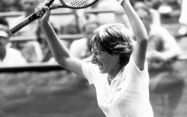 Steffi Graf schaffte 1986 ihren Durchbruch