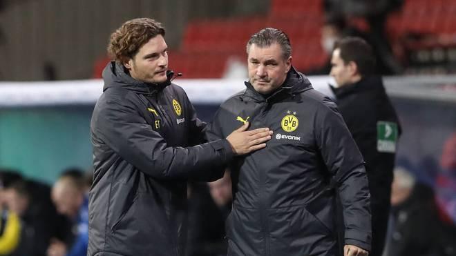 Borussia Dortmund schaut vorerst nur auf sich selbst - und nicht auf die Bayern