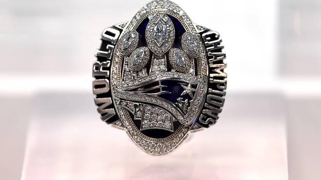 Robert Kraft versteigert einen sündhaft teuren Ring