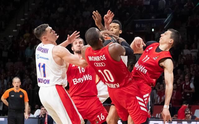 Der FC Bayern Basketball steht vor einer spanischen Woche