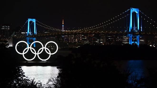 Die Olympischen Spiele wurden um ein Jahr verschoben