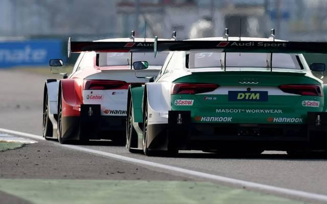 René Rast geht vor Nico Müller ins entscheidende Rennen