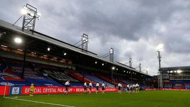 In der englischen Premier League häufen sich die Corona-Fälle