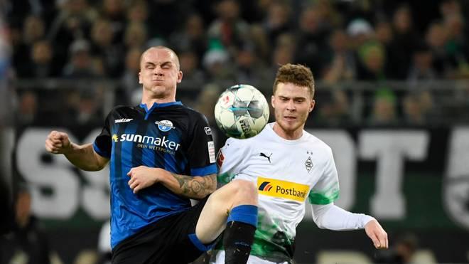 Sven Michel fehlt beim Trainingsauftakt des SC Paderborn