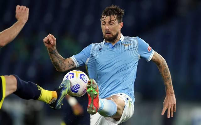Francesco Acerbi spielt mittlerweile für Lazio Rom