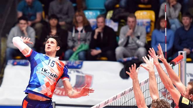 Die Volleyball-Bundesligisten sind zahlreich vertreten im Europapokal
